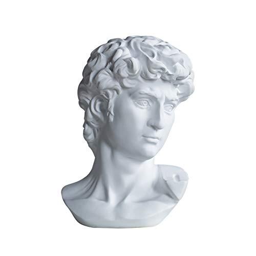 Catálogo para Comprar On-line Esculturas de cabeza Top 5. 10