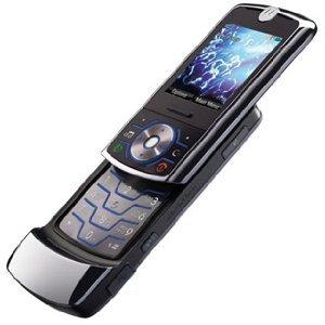 Motorola Z3 schwarz Slider Handy - RIZR T-Mobile dann entriegelt (keine SIM-Including) Quad-Band mit 2-Megapixel-Kamera, MP3-Player Media & Bluetooth