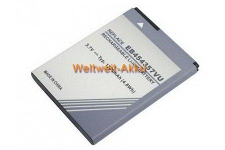 PowerSmart 3.70V 1300mAh Li-ion Ersatz Akku EB454357VU