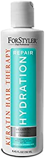 Hydration Repair Shampoo- for dry and damaged hair -Keratin Hair Therapy- 16.9oz/500ml