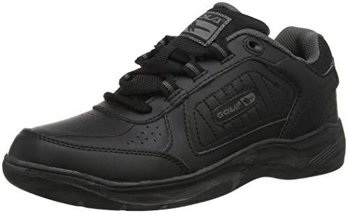 Gola Aba203, Chaussures de Fitness Mixte Enfant, Noir (Black/Black BB), 36 EU