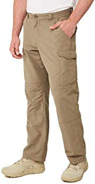 Trousers Craghoppers Mens Cargo Pants Durable Anti Insect Moisture Control UPF 50