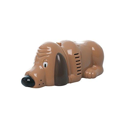 HAB & GUT -SG005V- Originelle Mini-Staubsauger, witziger, lustiger, tierische Tischsauger, Hund