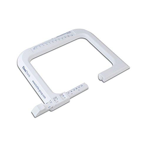 BOHLE Glasmessgerät Glas-Check für Glasstärke bis 120 mm, 5164801