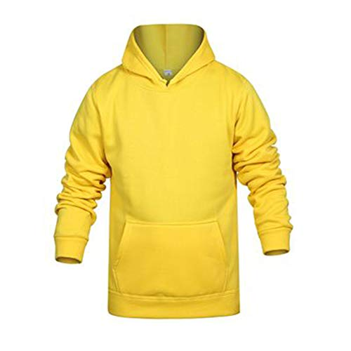 Mr.BaoLong&Miss.GO Herren Hoodie Sweater Hooded Round Neck Sweater Paar Mantel Casual Pullover Sweater