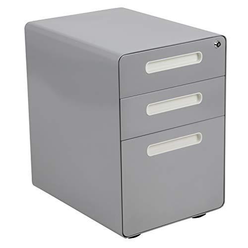 Archivero Metalico marca Flash Furniture
