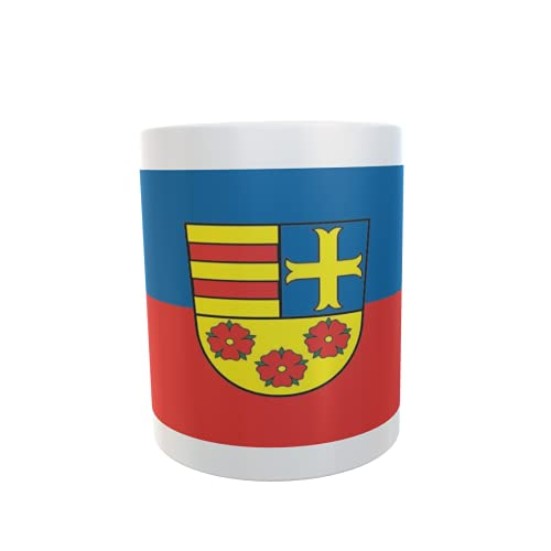 U24 Tasse Kaffeebecher Mug Cup Flagge Landkreis Oldenburg