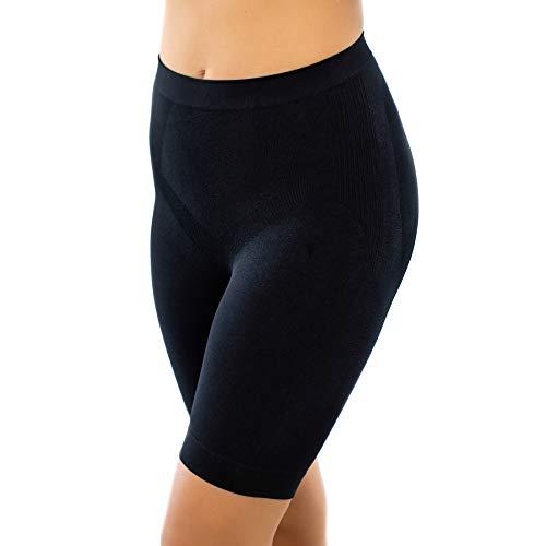 Comfy&Pants Dames ondergoed Shapewear korset | Figuurvormende laagslip longshorts met buik-weg-effect | Body Shaper gemaakt van Dry Softtouch materiaal | buikweg ondergoed dames (ademend)