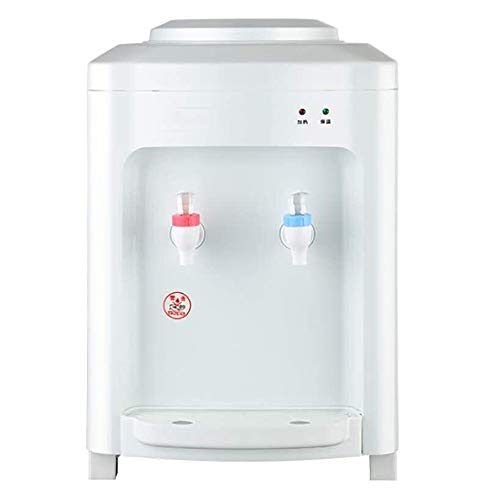 LMDH Nieuwe Desktop Small Warm Water Dispenser Energy-Saving Dual-Temperature Control Water Dispenser