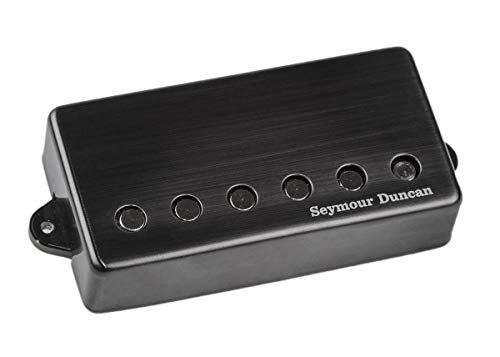 Seymour Duncan Jeff Loomis Blackouts Bridge Humbucker Guitar Pickup Black Bridge