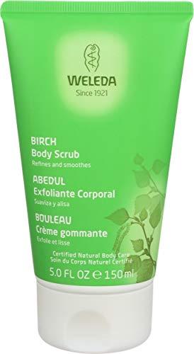 WELEDA Exfoliante De Abedul, One size, 150 ml