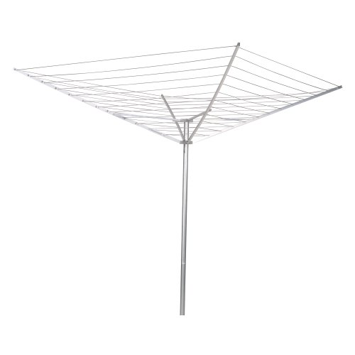 Household Essentials 17120-1 Rotary Outdoor Umbrella Drying Rack ...
