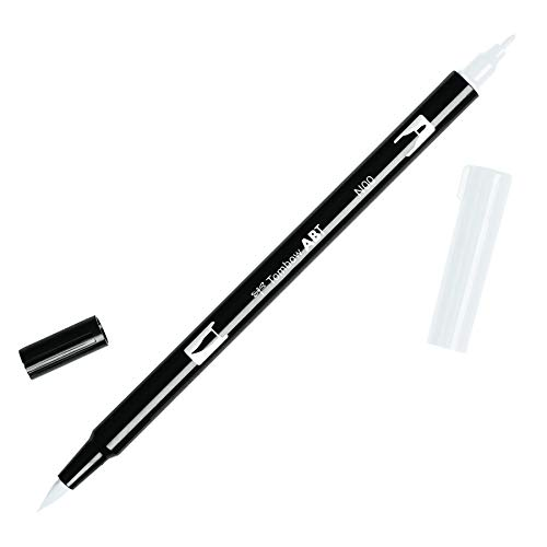 Tombow - Rotulador de punta doble, color multicolor (N00 Ble