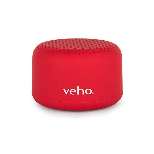 Veho m-1 Bluetooth-Lautsprecher M1 Lautsprecher - Rot