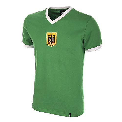 COPA Football - Camiseta Retro Alemania 2º equipación años 1970 (XL)