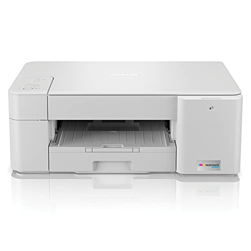Brother MFC-J1205W INKvestment Tank Wireless Multi-Function Color Inkjet Printer with Up to 1-Year in Box