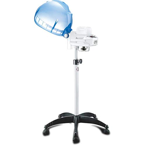 Nuevo Secador De Pelo Ozono Buque De Vapor Peluquero Productos Casa Peluquería Evaporación Profesional Cabello Cuidado Instrumento Calefacción Aromaterapia Fisioterapia Máquina,Azul