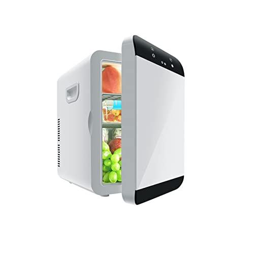 Mxsnow Refrigerador De Cosméticos Mini Calentador Refrigerado Snjiaheim Refrigerador De La Piel Cosméticos Muy Adecuado para Automóviles-Write