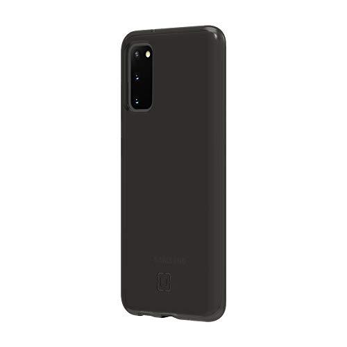 Incipio NGP Pure Hülle für Samsung Galaxy S20 (5G) (schwarz) [Qi kompatibles Cover I Stoßfeste Handyhülle I Reißfestes Hülle I Flexibel I Transparent] - SA-1032-BLK