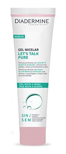 Diadermine Gel Micelar Lets Talk Pure - 150 ml