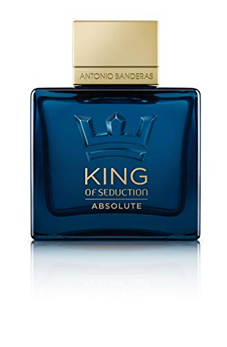 Perfume King Of Seduction Absolute Eau de Toilette 100ml Edt Masculino Antonio Banderas