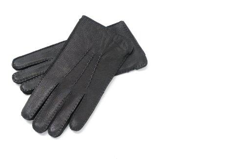 Roeckl Herren Handschuh Klassiker Kaschmir 11013-643, Gr. 9, Schwarz (000)