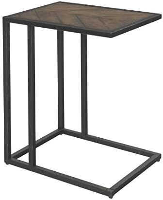Best Martin Svensson Home Huntington, Natural Solid Wood C Table