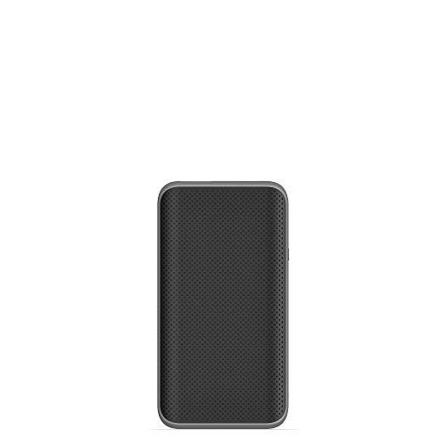 Mophie 'Powerstation' Powerbank mit 10.050 mAh, USB-A und USB-C Anschluss, Schwarz