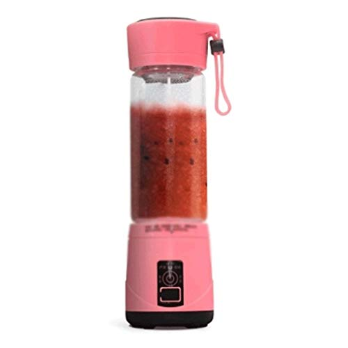 ECSWP Portable Blender, rechargeable transportable juicer electrical mini juicer glass small family meals machine fruit and vegetable machine