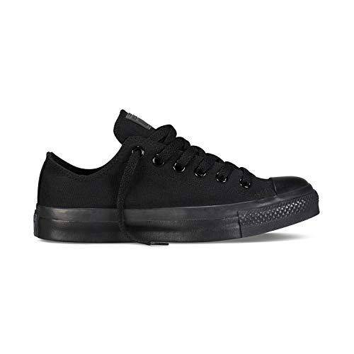 Preisvergleich Produktbild Converse Chuck Taylor All Star Unisex Canvas Schuhe mit 7kmh Aufkleber Schwarz 43