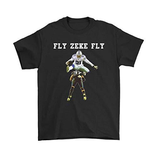Fly Zeke Fly Ezekiel Awesome Play Dallas Cowboy Shirts Unisex T-Shirt Long Sleeve Hoodie Sweatshirt