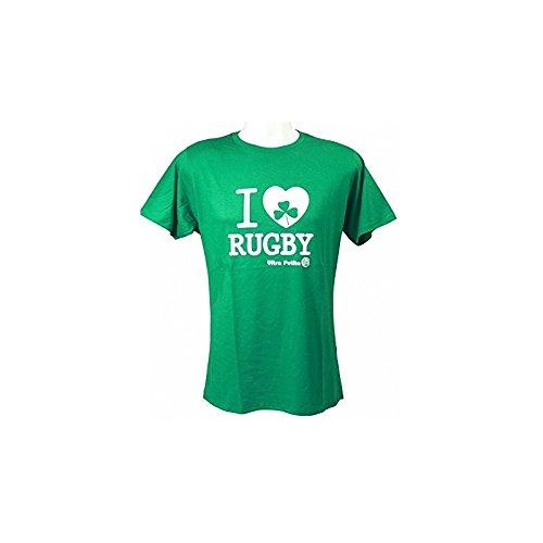 ULTRA PETITA Tee-Shirt - I Love Rugby Irlande