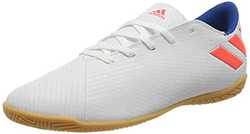 adidas Nemeziz 19.3 TF J, Zapatillas de fútbol Unisex Adulto, Lila Tech Indigo Signal Green Glory Purple, Large EU