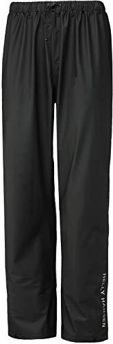 Helly Hansen Workwear Regenarbeitshose 100% wasserdicht, Schwarz (990), Gr. L