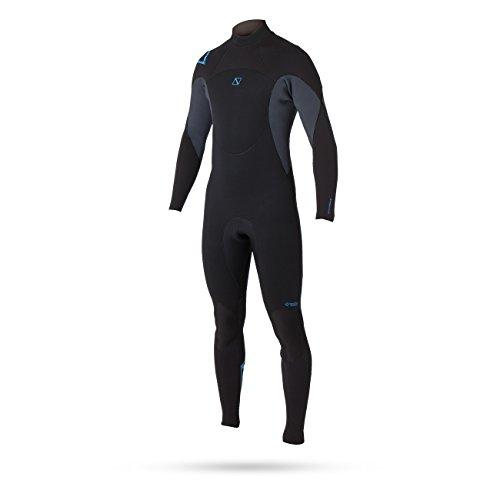 Magic Marine Brand 5/4mm Back-Zip Wetsuit 2020 - Blue XS