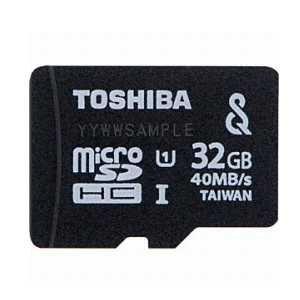 東芝 microSDHCメモリーカード 32GB UHS-I(SeeQVault) MU-SV032G