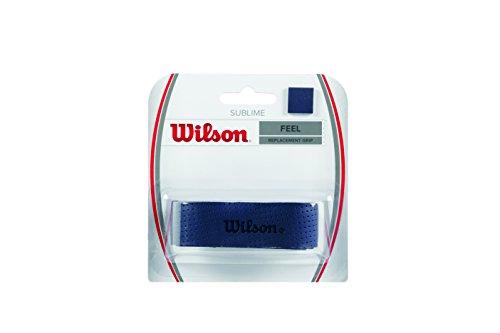 Wilson Grip WRZ4202BL Impugnatura Sublime Grip, Grip Base, Unisex, Blu, 1 Unità