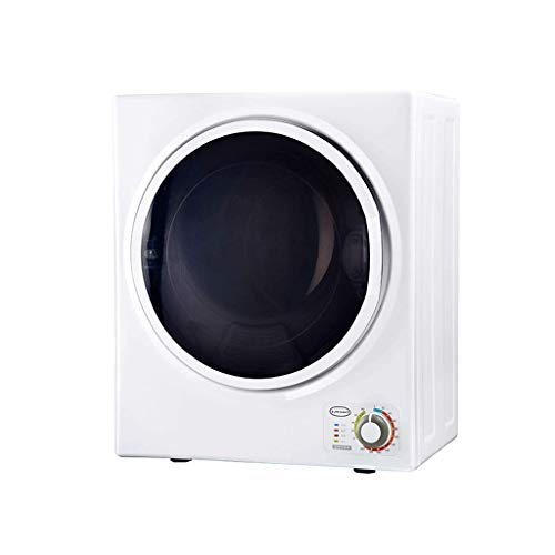 ZHAOJHGJ Roller Haushaltstrockner, Großraum-Trockner, intelligente Temperaturregelung (5kg weiß)
