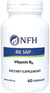 Nutritional Fundamentals for Health B6 SAP 60 caps