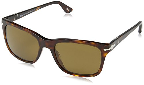 Persol Men's 0PO3135S Havana/Havana/Brown Polar