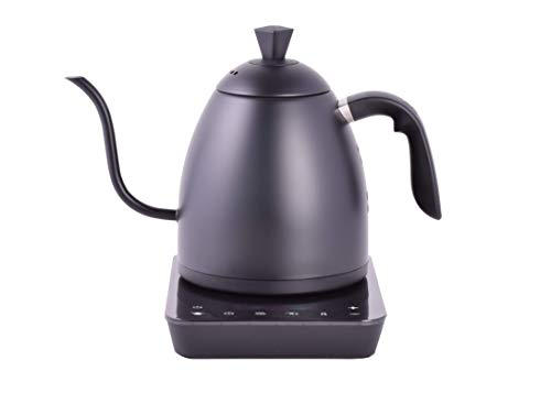 Brewista BSPVTK2BNA Smart Pour 2 Variable Temperature Kettle, 1.2L, Black