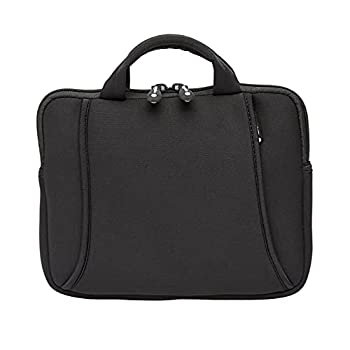 Amazon Basics iPad Air Tablet and Laptop Carrying Case Bag with Handle Fits 7 to 10-Inch Tablets Black 1-Pack