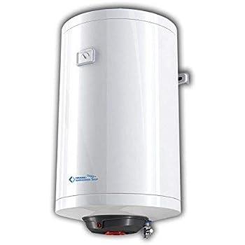 druckfest wandh/ängender elektrischer Boiler mit 2000 Watt 2kW Edelstahl Warmwasserspeicher Boiler in den Gr/ö/ßen 50 80 100 Liter