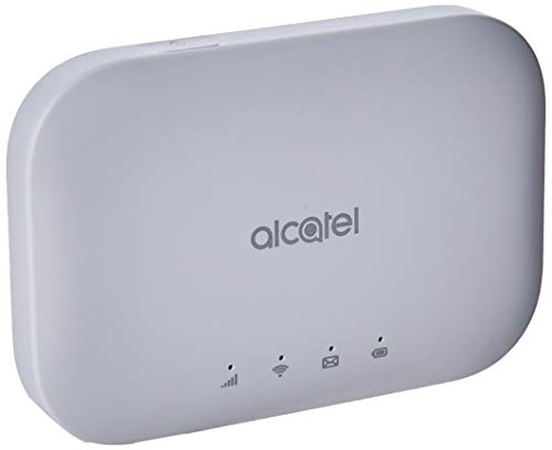 ALCATEL MW70K WHITE ROUTER WiFi 4G LTE CAT 7...
