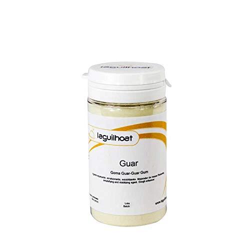 Cocinista Goma Guar - 70 g - Emulsionante, espesante y Estabilizante. Ideal para Helados y Masas - para Dar volúmen y Elasticidad
