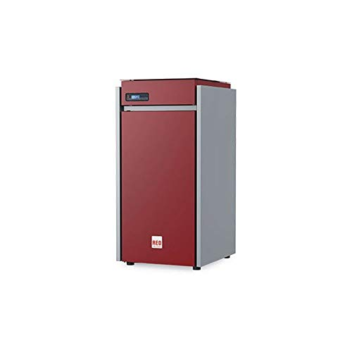 MCZ S.p.A. - Caldera de pellets Selecta 25 (24,9 kW) con y sin set de agua de costura.