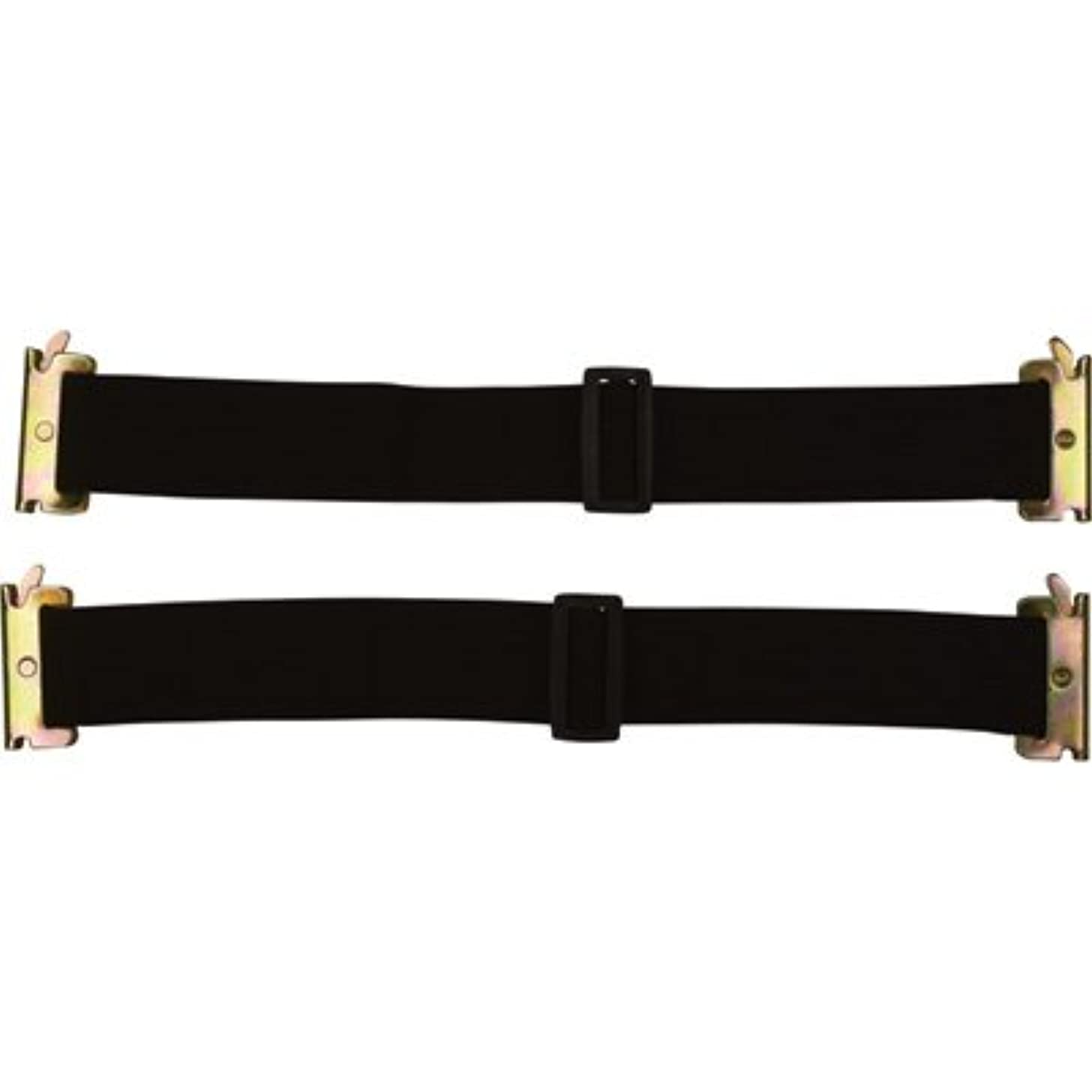 CargoSmart Adjustable Bungee Straps - 2-Pack, 22in.-32in.L, For E-Track and X-Track