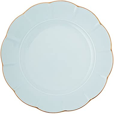Marchesa Shades of Teal Dinner Plate by Lenox