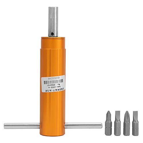 Destornillador de torsión preestablecido, destornillador dinamométrico de alta precisión DSQ-6 Llave deslizante automática de valor fijo