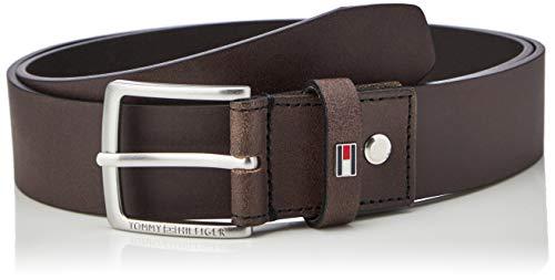 Tommy Hilfiger Casual Leather Adj 3.5 Set di Accessori Invernali, Testa di Moro, 115 Uomo